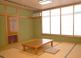 海女の料理民宿 あおやま荘/客室