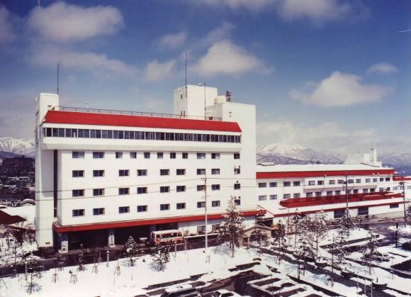 草津温泉ホテルリゾート(イー・ホリデーズ提供)/外観