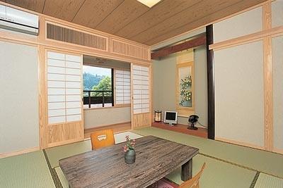 湯平温泉 旅館 山城屋/客室