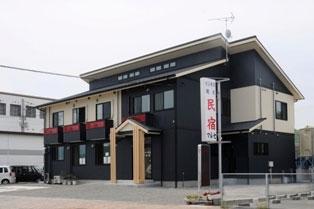 ビジネス民宿マルセ <小豆島>/外観