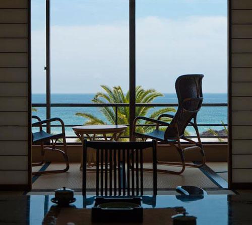 浜辺の宿 濤亭/客室