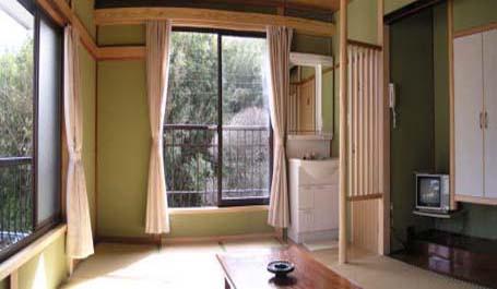 美波荘/客室