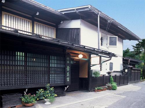 寿美吉旅館/外観