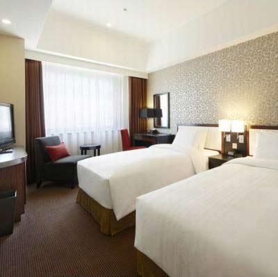 ロイヤルパークホテル ザ 福岡/客室