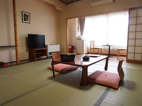 定山渓温泉 悠久の宿白糸/客室