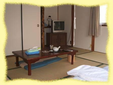 ビジネス旅館 新若松/客室