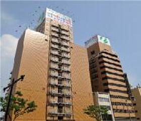 岡山ユニバーサルホテル別館(ユニバーサルホテルチェーン)/外観