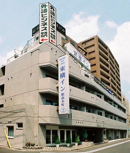 東横イン京浜急行川崎駅前/外観