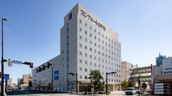 コンフォートホテル豊川/外観