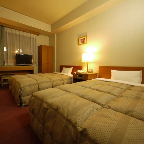 ホテルルートインコート藤岡/客室