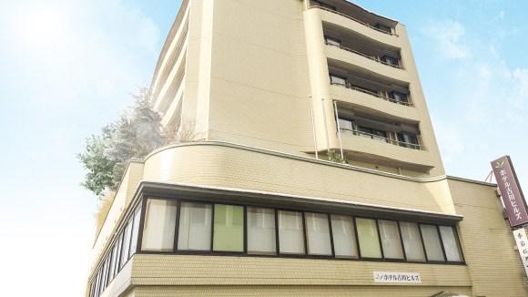 ホテル古川ヒルズ(BBHホテルグループ)/外観