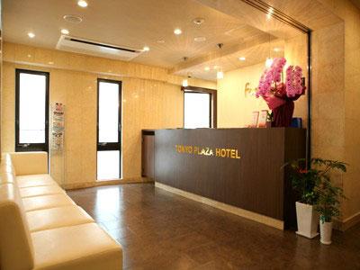 東京プラザホテル/客室