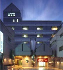 ビジネスホテル呉温泉/外観