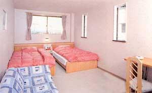 グルメペンション青い海/客室