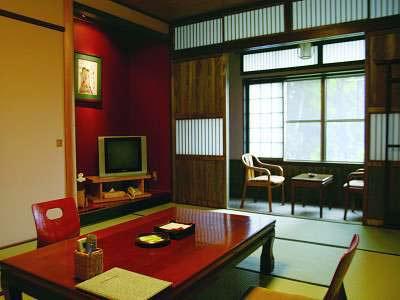 高湯温泉 安達屋旅館/客室