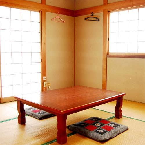 紫尾温泉 ちどり荘/客室