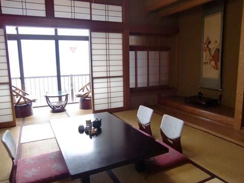 越前の宿 山久/客室