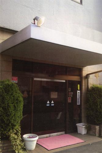 ホテルニューシティー本館/外観