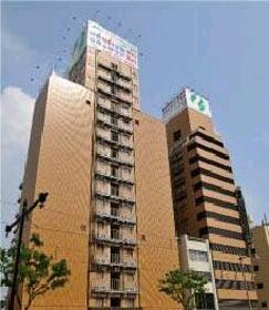 岡山ユニバーサルホテル第二別館/外観