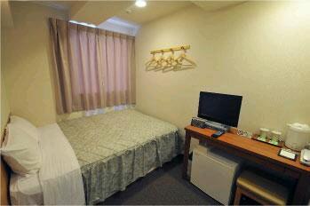 岡山ユニバーサルホテル第二別館/客室