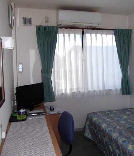 ビジネスホテル 万徳/客室