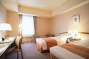ホテルリブマックス札幌/客室