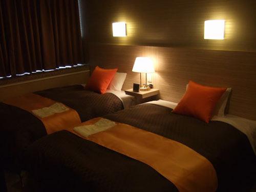 ホテル1ー2ー3名古屋丸の内/客室