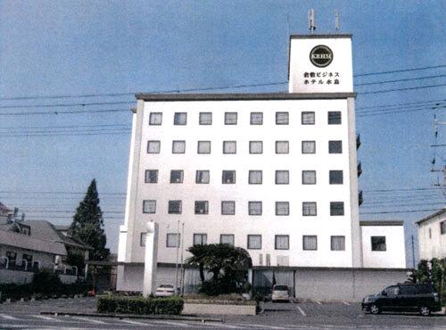 倉敷ビジネスホテル水島/外観