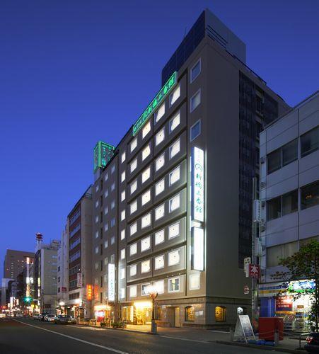 ホテル新橋三番館/外観