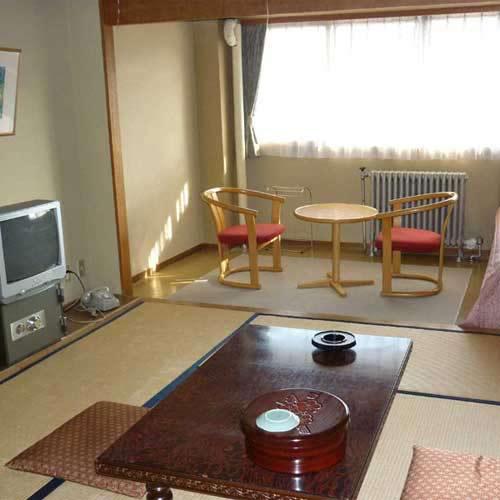 志賀ハイランドホテルANNEX/客室