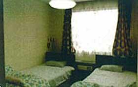 ビジネスホテル 明月館/客室