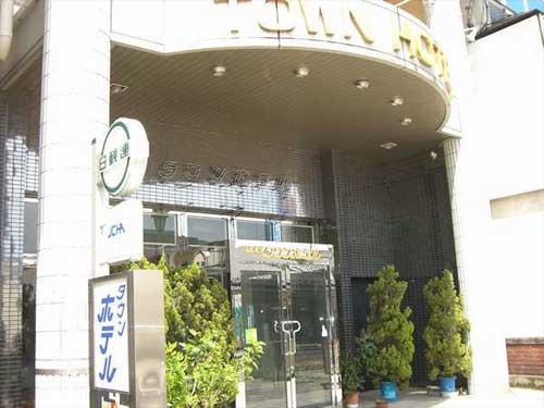 足利タウンホテル/外観