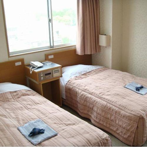 足利タウンホテル/客室