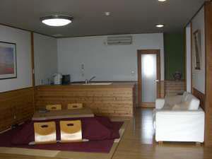 ロッジガルニ/客室