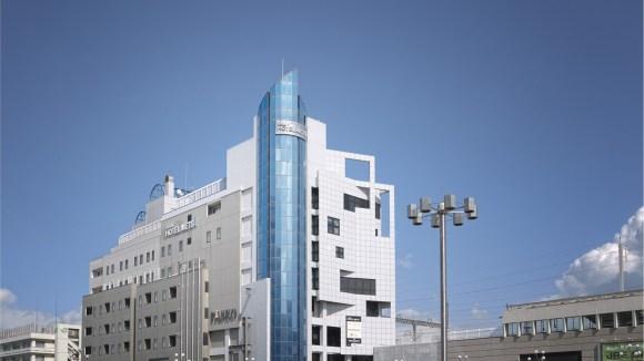 ホテル アール・メッツ宇都宮<JR東日本ホテルズ>/外観