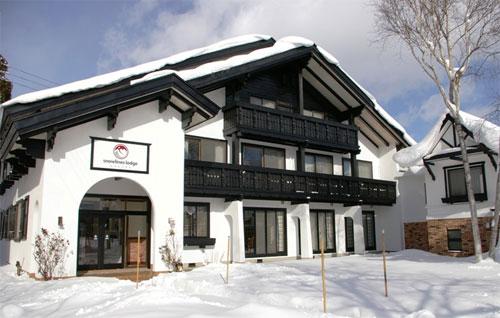 Snowlines Lodge (スノーラインズ ロッジ)/外観
