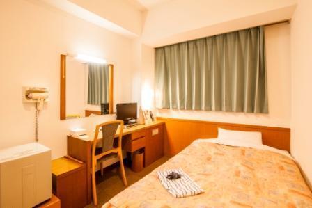 新前橋ターミナルホテル/客室