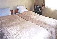 ペンション ニューホワイトベアー/客室
