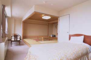 パノラマランド木島平/客室