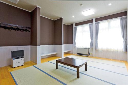 西伊豆町営 やまびこ荘/客室