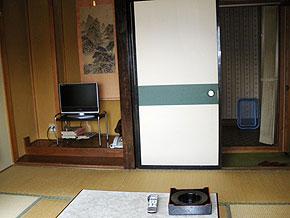 南天荘旅館/客室