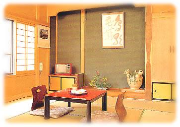 湯岐温泉 山形屋旅館/客室