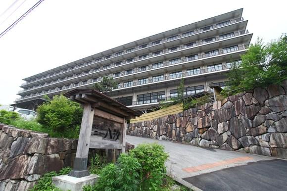 塩原温泉 ホテルニュー八汐/外観