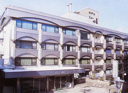 草津温泉 ホテルニュー七星/外観