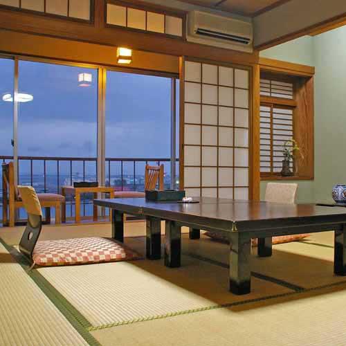 美保関温泉 なべや別館/客室