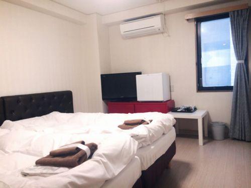 HOTEL EMPIRE IN SHINJUKU/客室