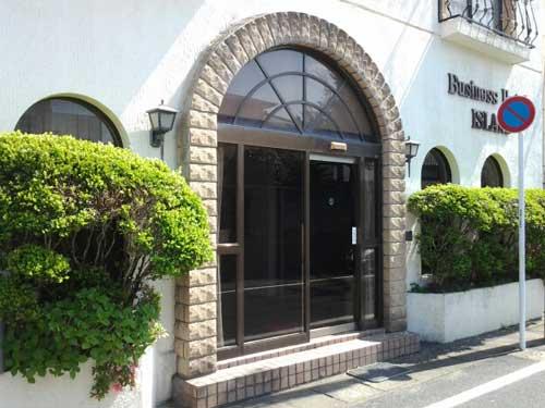 ビジネスホテル アイランド <五島・福江島>/外観