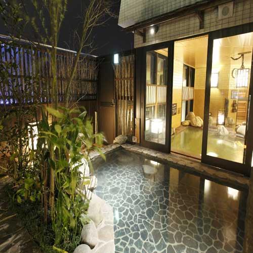 天然温泉 霧桜の湯 ドーミーイン鹿児島/客室