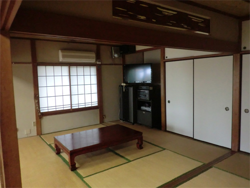 朝どれ活魚の温泉宿 おきひがし荘/客室