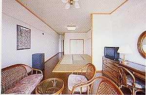 リゾートホテル海辺の果樹園/客室